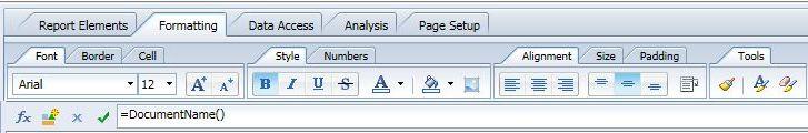 Web-Intelligence-Formatting-HTML